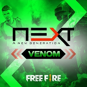 NEXT VENOM Live Stream-Free Fire Live Stream-Nimo TV Live